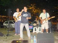 Banda Estradeiros na Banca do Blues