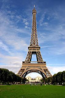 Torre Eiffel, foto de Rüdiger Wölk