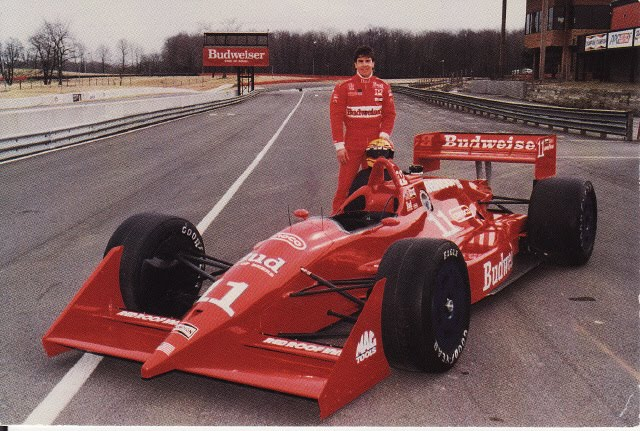 Scott Pruitt Race Car Driver