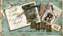 QUILL COTTAGE CURIOSITY SHOPPE