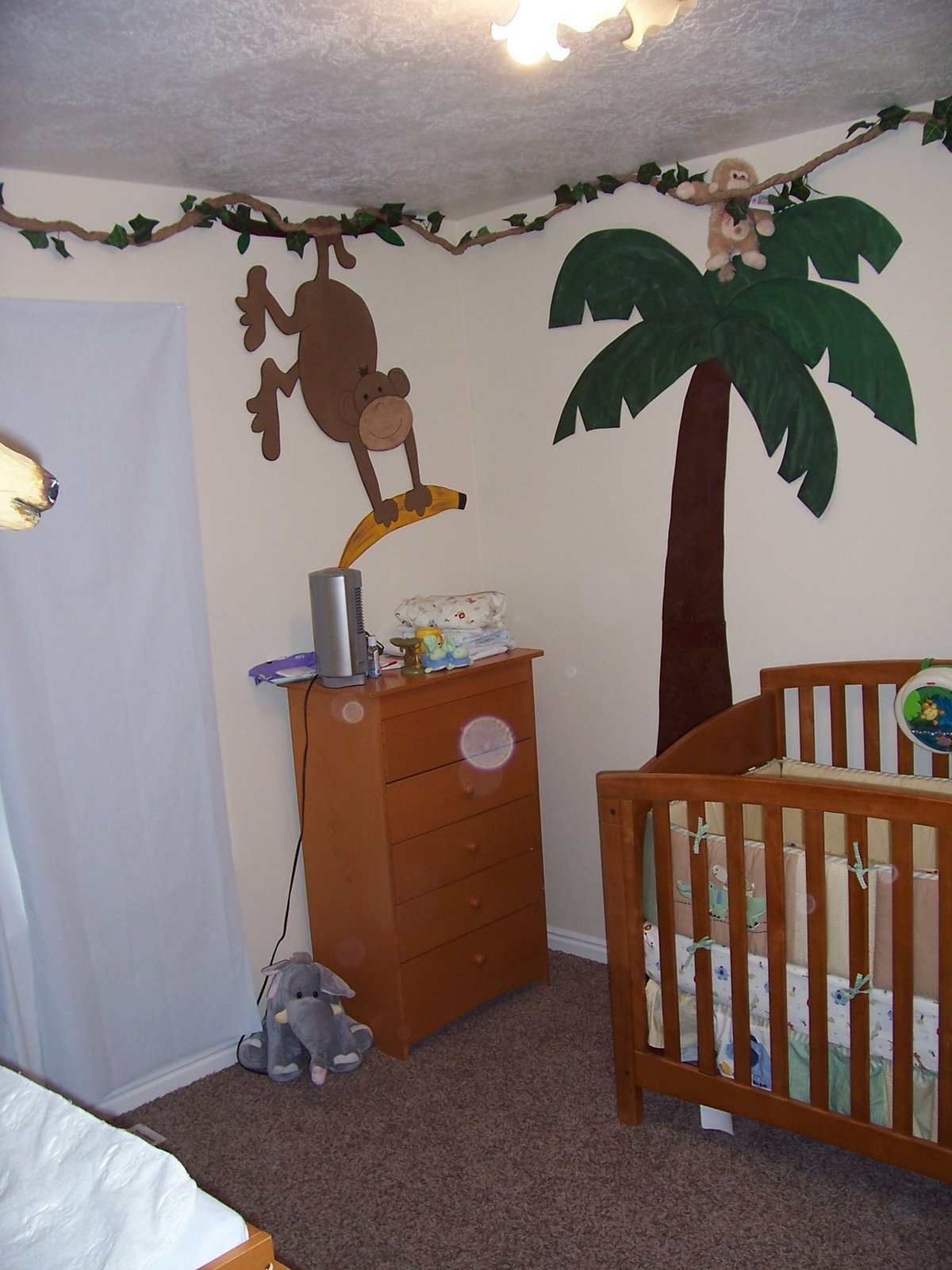 Logan's Little Jungle