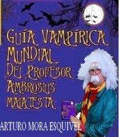 Guía Vampírica del Profesor Ambrosius Malatesta