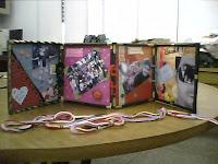 Porta Retrato - Scrapingbook