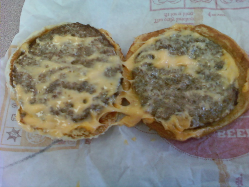 Mcdonalds Plain Cheese...