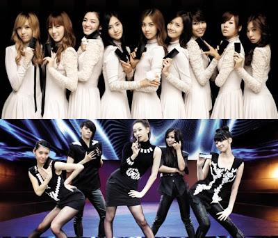 f(x) amber 2014  Girls' Generation & f(x) -