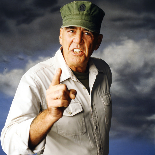 ATOMIC DONKEY#0: Happy Birthday R. Lee Ermey