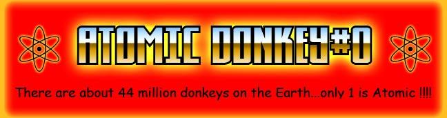 ATOMIC DONKEY#0