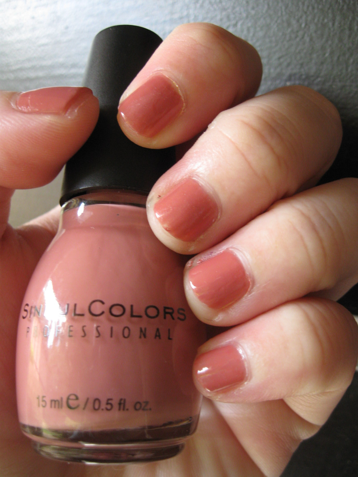 Sinful Colors Nail Polish in Vacation Time: Say Ahhh!