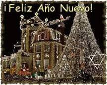 ¡FELIZ AÑO NUEVO MUCHACHOS!