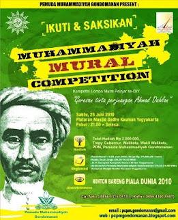 Muhammadiyah Mural Competition