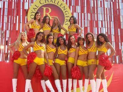 Cricket Cheerleaders