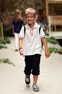 Fendi Kids - Kinderkleidung Fendi Spring Summer 2012