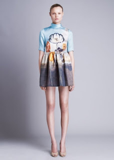 Stella McCartney Frühjahr 2013 Mode