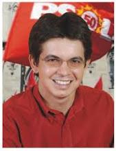 Senador do Amapá Randolfe Rodrigues.