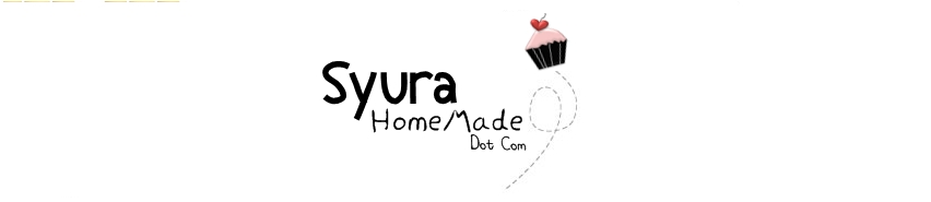::. syura Homemade .::