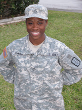 PFC Laura Johnson