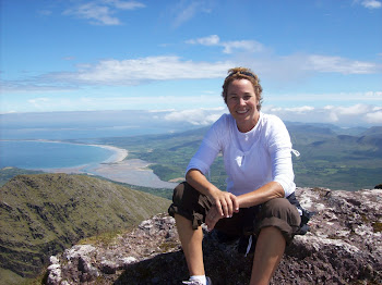 Top of Mt. Brendan, Dingle, Ireland 2010