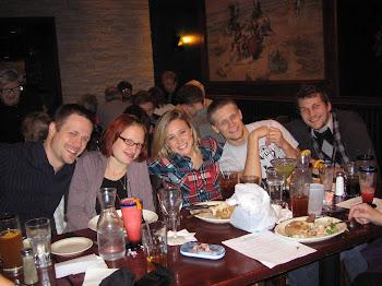 Chris, Elayne, Timothy, Stephanie, Kevin, Nikki & Matthew