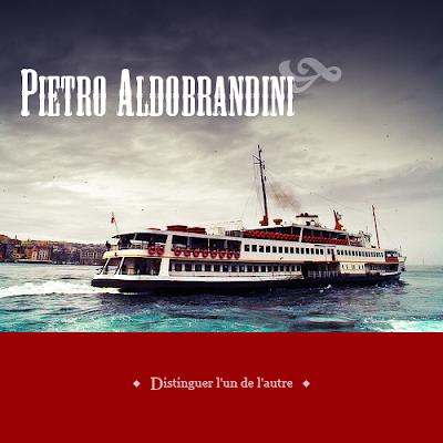 Distinguer l'un de l'autre - Pietro Aldobrandini