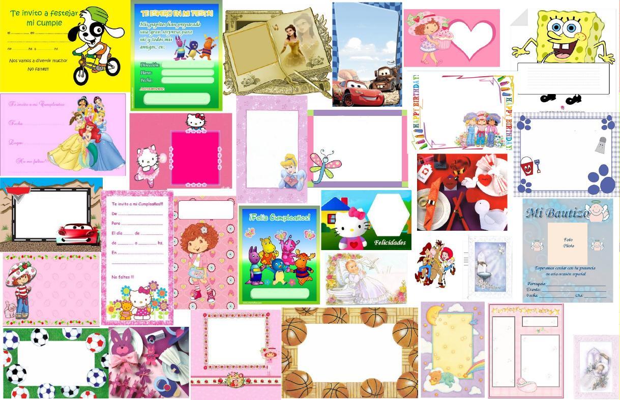 imprimir tarjetas de cumpleanos: