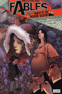 Fables comic book series
