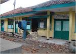 Gedung Puskesmas Pangalengan Sesaat Setelah Gempa 2 Sept 2009