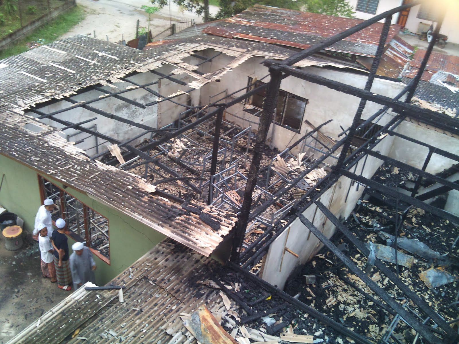 Rayuan Derma Kebakaran Maahad As-Syifaa' Kuala Ibai