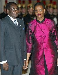 Sally Mugabe