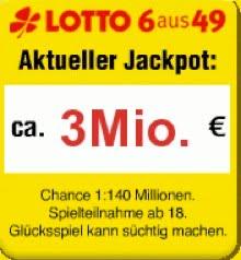 lotto 2 richtige ohne superzahl