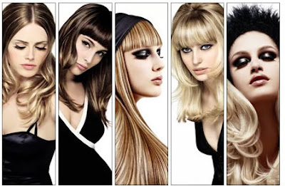 Site Blogspot   Hairstyles on Fashion   Style  2010 Hair Trends