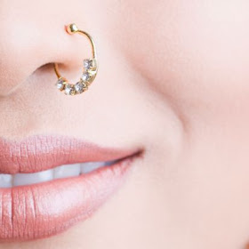 Fashion Style Nose Piercing Bump Treatment