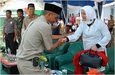 Marissa Haque Fawzi & Jayabaya Bupati Lebak, Banten (plus Zulkiefliamnsyah da
