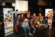 "Launching Album Perdana ""REUNI"", Maret 2010 di PI Mall"