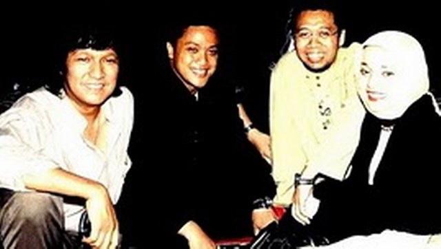 para pemimpin muda indonesia ikang fawzi, marissa haque, dede yusuf, zulkieflimansyah