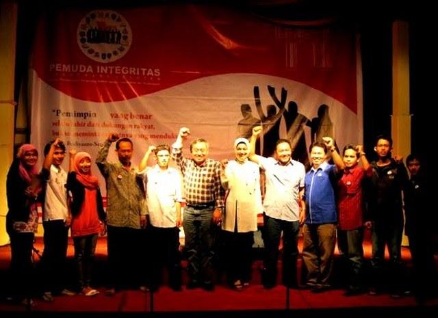 Doa Membangun Kemuliaan Pemuda Integritas Tangsel 2010