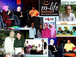 Ber-Islam dalam Ekonomi Syariah Marissa Haque dan MES