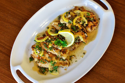 Our Family Eats.: Chicken Picatta