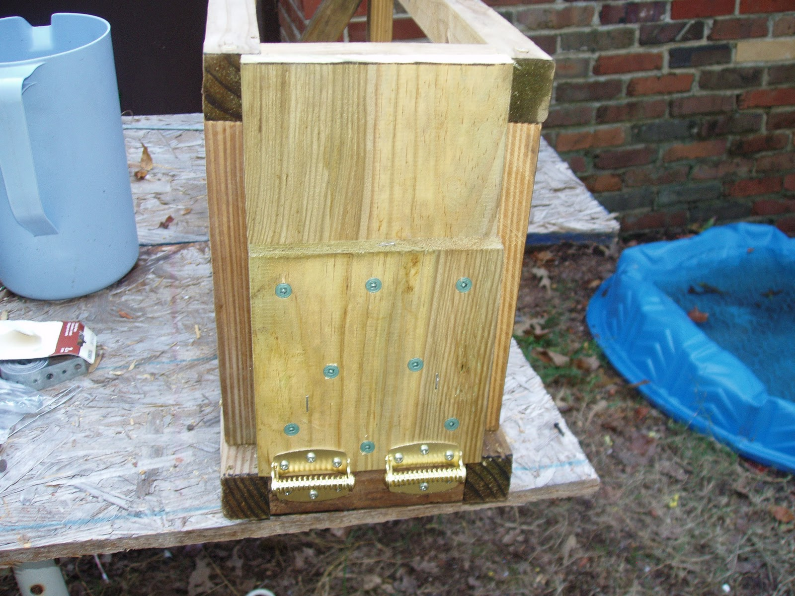 Squirrel Traps Homemade http://faszination-is-deko.de/29/homemade-humane-squirrel-traps