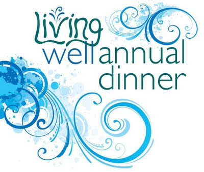 living well annual dinner