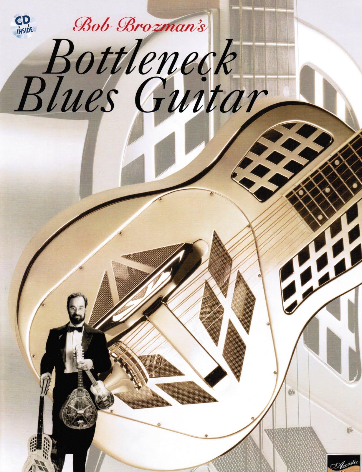 Humble baritonics october 2010 book bob brozmans bottleneck blues guitar hexwebz Choice Image