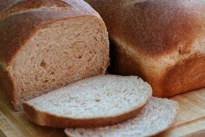 V e g a n D a d: Farm-Style Whole Wheat Bread