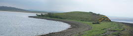 Tombolo de la baie de Donegal