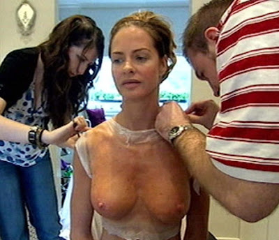 Trinny and susannah naked video clips