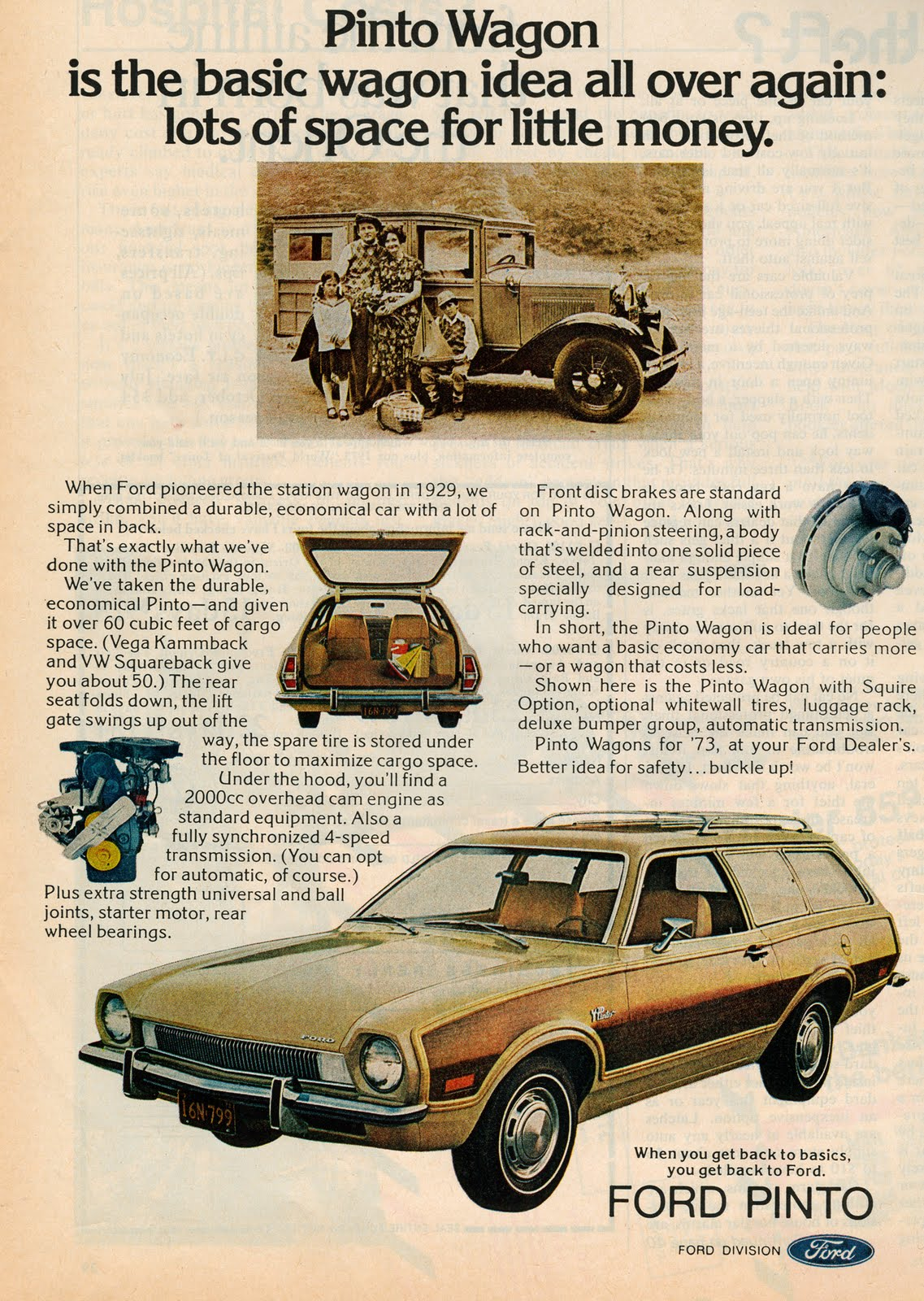 Cliff Notes About Ford Car