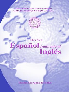 ESPAÑOL TRADUCIDO AL INGLÉS