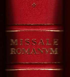 Liturgy & Catechesis Shall Kiss: New Roman Missal - Idealism vs ...