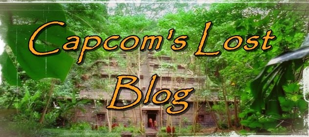 Capcom's Lost Blog