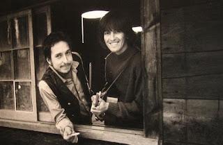 George Harrison Bob Dylan
