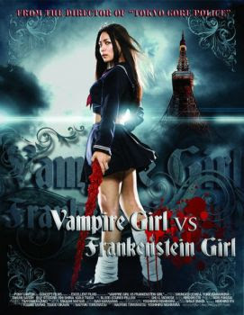Vampire Girl vs. Frankenstein Girl 2009 Hollywood Movie Watch Online