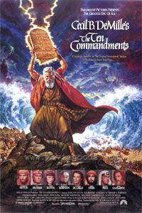 The Ten Commandments 1956 Telugu Dubbed Movie Watch Online